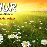 İNKILAB-I MUSA-I KELİM 4 –ZUHUR-  Ahmet Yasin YİĞİTOĞLU