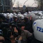 Dikmen Vadisi halkına polis biber gazıyla saldırdı