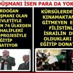 Türkiye, korsan İsrail'e dost olanları eğitip, donatıyor