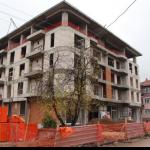 Bolu'da inşaatın çatısından düşen işçi hayatını kaybetti