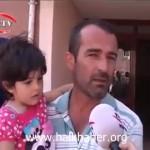 Video – Akçadağ TOKİ'de susuz kalan vatandaşlar isyan etti