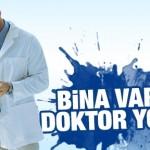 Van'ın Doğangün köyünde sağlık ocağı var ancak 5 yıldır doktor yok