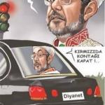 Karikatür: Diyanet'in haram anlayışı