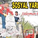 SOSYAL YARDIMLAR…(!) – Süleyman DAĞISTANLI