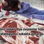 Adana'da evsiz bir vatandaş soğuktan öldü