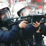 Gezi olaylarında öldürücü nitelikleri olan FN 303 marka silah kullanıldı