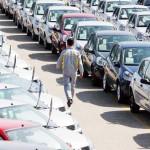 Otomotiv pazarı yüzde 11,6 daraldı