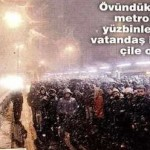 Kar yağdı, yüzbinlerce İstanbullu yollarda kaldı