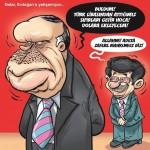 Karikatür – Dolar, Erdoğan'a yetişemiyor