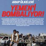 EMPERYALİZMİN İŞBİRLİKÇİSİ ARAP ÜLKELERİ YEMEN'İ BOMBALIYOR!