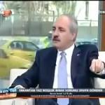 Video – Numan Kurtulmuş: Türkiye, İsrail yanlısı bir karar verdi