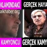 Video – Gerçek Kamyoncu, Sanal Kamyoncu'ya Karşı…