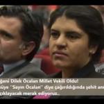 Video – Katil Öcalan'ın yeğeni Dilek Öcalan milletvekili oldu