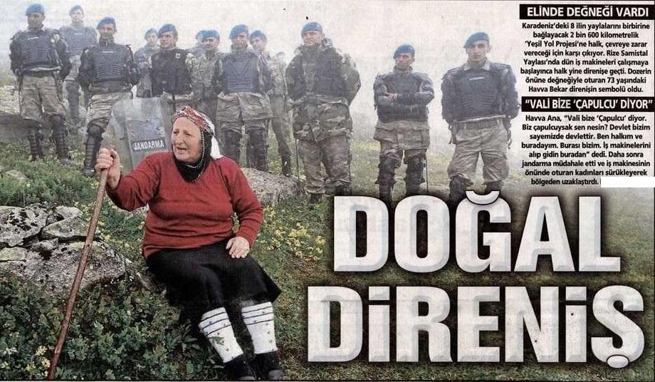 dogal-direnis