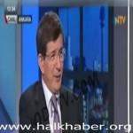 Video – Vahşi terör örgütü IŞİD'i Ahmet Davutoğlu nasıl aklıyor?