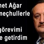 Mehmet Ağar faili meçhullerle ilgili: Ben görevimi yerine getirdim