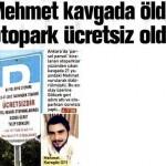 Devlet destekli otopark mafyasının katlettiği Mehmet Karagöz'ün hesabını kim verecek?