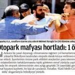 Devlet destekli otopark mafyası esnafı katletti