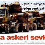 5 yıldır Türkiye'nin Suriye sınırına yaptığı sevkıyat neden birikmiyor?