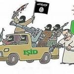 Karikatür – Türkiye, IŞİD ile mücadele ediyor