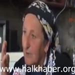Video – Halka çapulcu diyen valiye Rizeli nine sert çıktı: Sen kimsin?