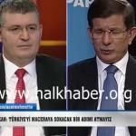 Video – Ahmet Davutoğlu: Türkiye'de zalim bir rejim var