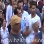 Video – Bursa halkı Sağlık Bakanı ve yetkilileri linç etmek istedi