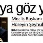 İran: PKK'ya göz yummayız