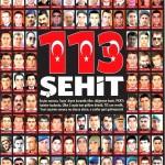 113 şehit…