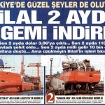 Bilal Erdoğan 2 ayda 2 tanker gemi daha aldı