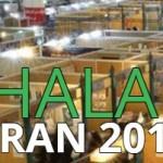 İran, Dünyanın En Büyük Uluslararası Helal Sergisini Açıyor