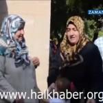 Video – Şehit yakınları: Halk uyandı, görecekler günlerini, Türkiye ayağa kalkacak!