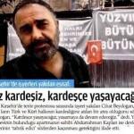 Kırşehir'de dükkanı yakılan esnaf: Kardeşçe yaşayacağız