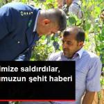 Video – Şehidin amcası: Biz Kürdüz ama hain değiliz