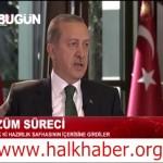 Video – Erdoğan: Terör örgütlerine operasyon yapılmasın talimatı verdik