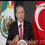 Video – Erdoğan: Biz siyasiler ülkemizde işlenen cinayetlerden sorumluyuz