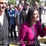 Video – Vatandaş haykırıyor: Erdoğan gidecek, barış gelecek!
