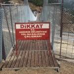 2 gün önce açılışı yapılan köprü tamamlanmadığı için kapatıldı