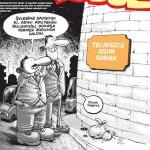Karikatür – Tecavüzcüye saygın tutumu nedeniyle ceza indirimi yapıldı