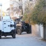 Mardin'in Nusaybin ilçesinde 50000 kişi evini terk etti