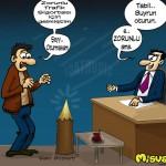 Karikatür – Zorunlu Trafik Sigortası…