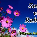 Sevgi ve Rahmet – Süleyman DAĞISTANLI