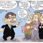 Karikatür – Devlet terör ile mücadele mi ediyor, destek mi veriyor?