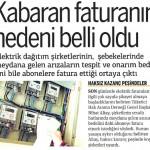Elektrik dağıtım şirketleri arıza giderlerini vatandaşa yüklüyor