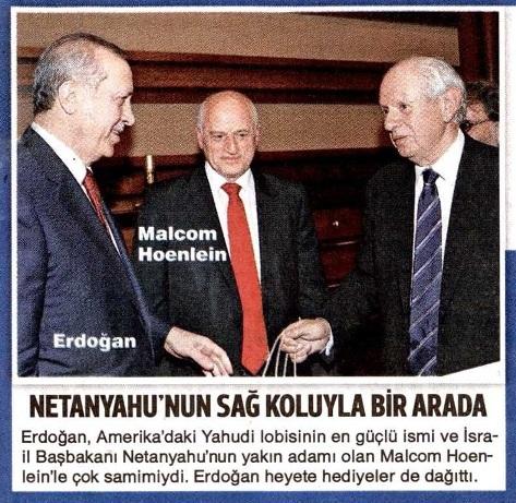 erdogan-siyonistler