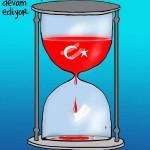 Karikatür – Kan akmaya devam ediyor