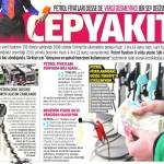 Dünyada petrol fiyatları düştükçe, Türkiye'de akaryakıt zamlanıyor!