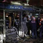 Foto – 13 Mart 2016 Ankara patlamasından ilk fotoğraflar…