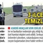 Cizre-İdil-Sur yıkıldı sırada Yüksekova-Şırnak-Nusaybin var