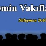 SİSTEMİN VAKIFLARI-Süleyman DAĞISTANLI